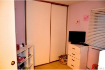 Spacious Bedroom #2 with lots of closet space.