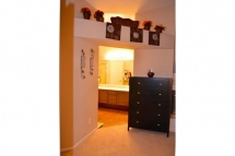 The master bedroom is one of the many great features of this hom