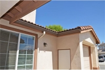 This home already has rain gutter installed this is a great feat