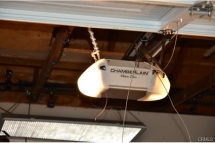 Garage Door opener for you private garage.