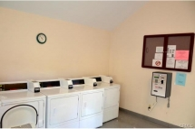 Community Laundry room located very close to the condo.