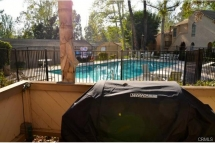 Pool located right outside the back patio, so imagine hosting yo