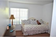 Bedroom 1, freshly painted