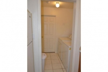 Laundry Room, Washer Hook Ups, Electric Dryer