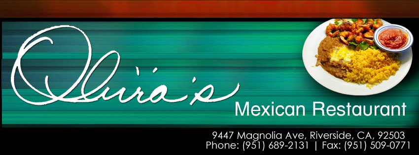 Olivias Mexican Restaurant Best Mexican food in Riverside California