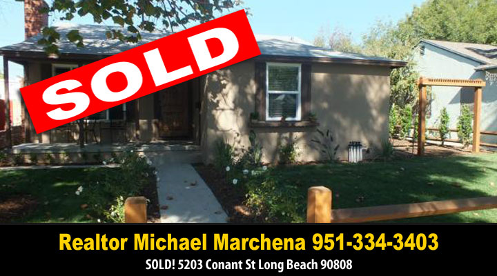 Sold Property Conant St Long Beach California Real Estate