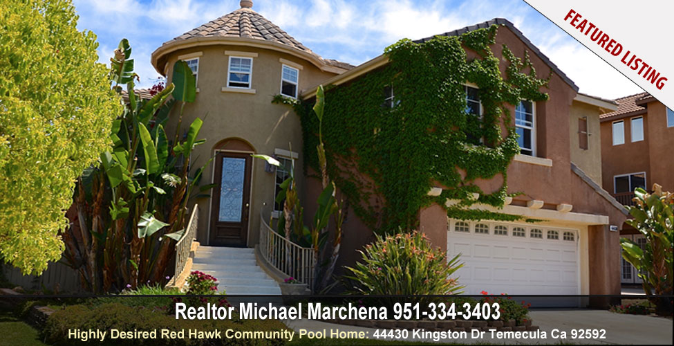 Temecula Home For Sale Beautiful Temecula Redhawk Pool Home For