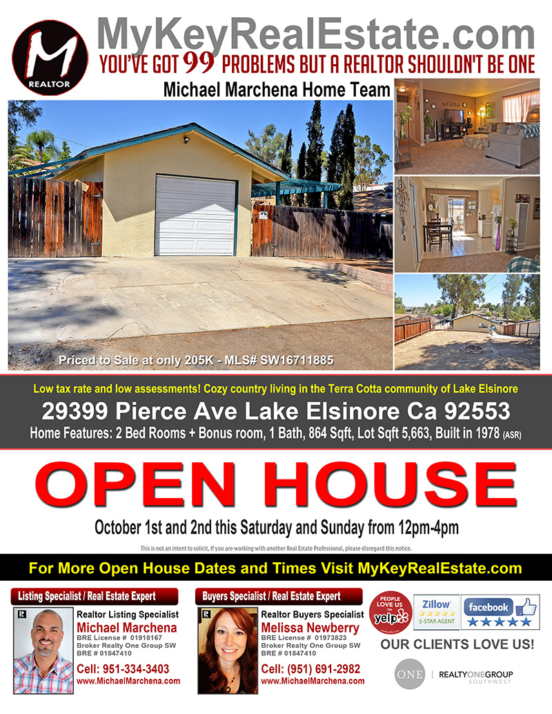 open-house-flier-29399-pierce-ave-lake-elsinore-ca-92553