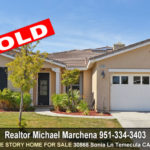 your local realtor michael marchena serving temecula